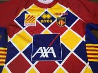 Classic Rugby Shirts | USA Perpignan 2010 Vintage Old Jerseys